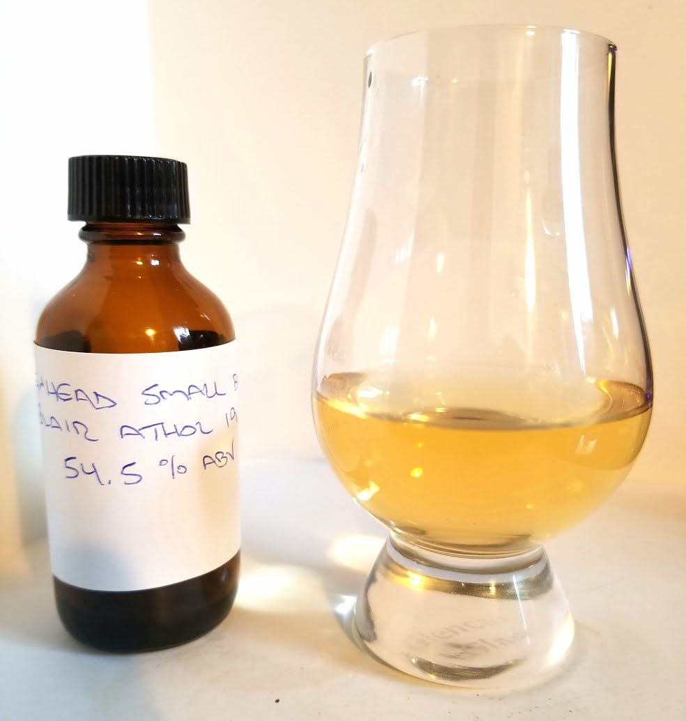 Blair Athol 19 Cadenhead Small Batch 1