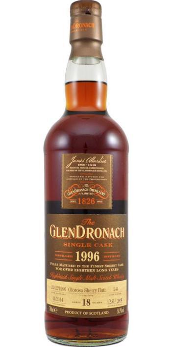 GlenDronach 18 1996 2