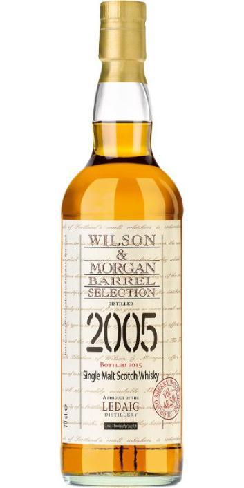 Ledaig 10 2005 Wilson & Morgan 2