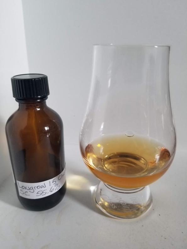 Longrow 15 Chardonnay Bourbon 1
