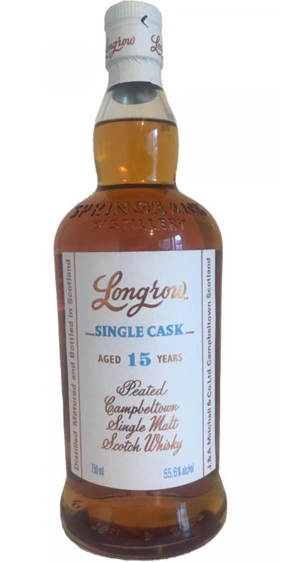 Longrow 15 Chardonnay Bourbon 2