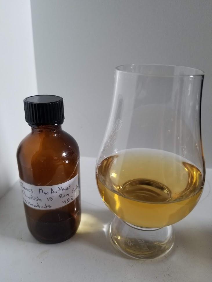 Clynelish 15 Jame MacArthur's Rum Cask 1.jpg