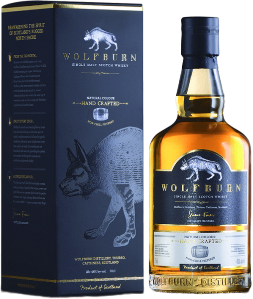 Wolfburn First General Release 2