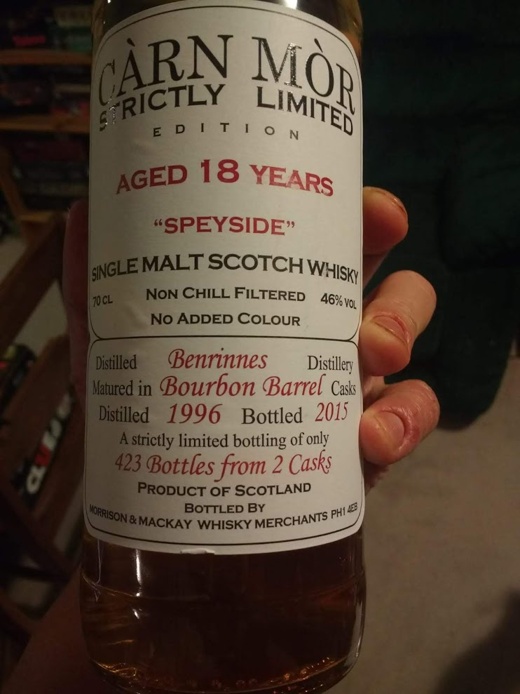 Benrinnes 19 Carn Mor Strictly Limited.jpg