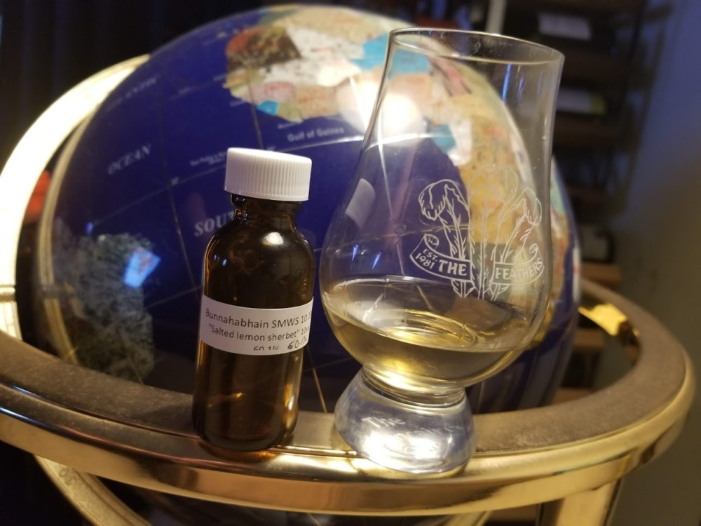"Bunnahabhain SMWS 10.106 ""Salted lemon sherbet"" 1.jpg"