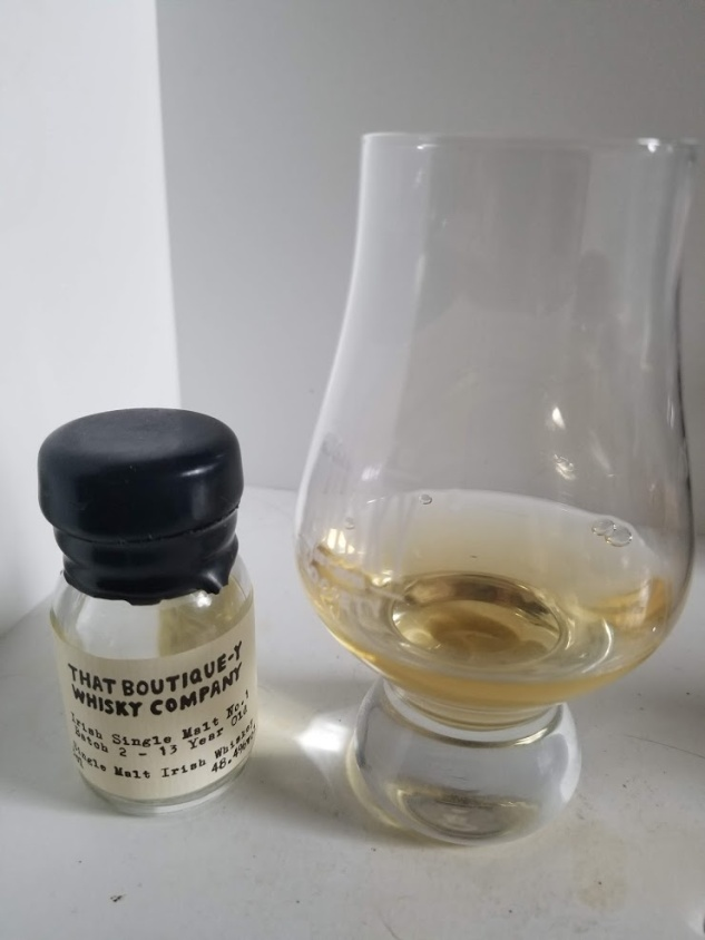 Irish Single Malt 13 No 1 Batch 2 1