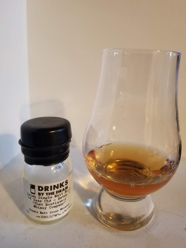 Irish Single Malt 14 No.2 Batch 1 1